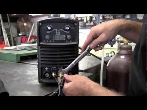 LONGEVITY MicroTIG 200 Digital 200amp AC DC PULSE TIG WELDER