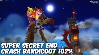 We finally get the last two gems and tackle the very end of Crash Bandicoot 1 - we beat Dr. Neo Cortex and also use the gem path in the Great Hall to unlock the secret ending!Although this is the end of Crash Bandicoot 1 we do now have Crash Bandicoot 2 Cortex Strikes Back to playthough 100%, so be sure to subscribe for more Crash Bandicoot N. Sane Trilogy :DPlease leave a rating and a comment on the video to let me know what you thought and share and subscribe if you enjoyed it! ▽ MORE ALEXARCS HERE ▽► SUBSCRIBE HERE -- http://bit.ly/1z36r4K► TWITTER -- http://bit.ly/1MM4KQr► FACEBOOK -- http://on.fb.me/1NTGZ9m► TUMBLR --  http://bit.ly/2mwxhlX