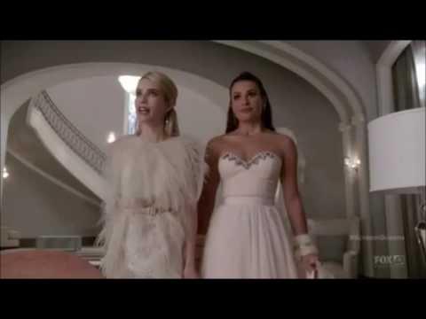 Scream Queens   Hester's makeover 1x03