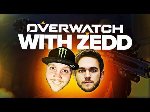 OVERWATCH GAMES WITH ZEDD!!   Overwatch Highlights w/ TimTheTatMan - Thời lượng: 23 phút.