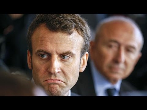 Γαλλία: Αυγά εναντίον υπουργού για το εργασιακό νομοσχέδιο