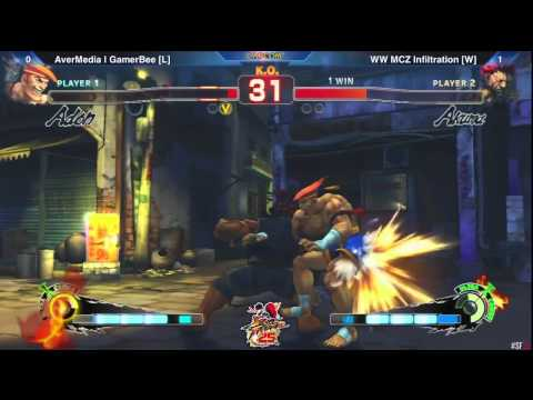 gamerbee - SSF4: AverMedia | GamerBee vs WW MCZ Infiltration - Grand Finals - SF 25th Asia Qualifier web: http://www.iplaywinner.com twitter: http://www.twitter.com/ipl...