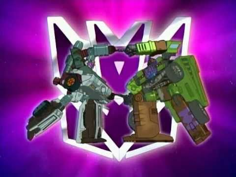 superlink - Transformers Superlink Superlink Snowcat (April Fool's day Clip)