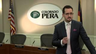 Serving as a PERA Trustee