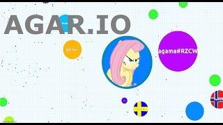 Video TAG! YOUR IT! | Fluttershy Play's; AGAR.IO (Part 1) MP3, 3GP, MP4, WEBM, AVI, FLV Mei 2019