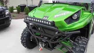 7. 2014 Kawasaki Teryx T2