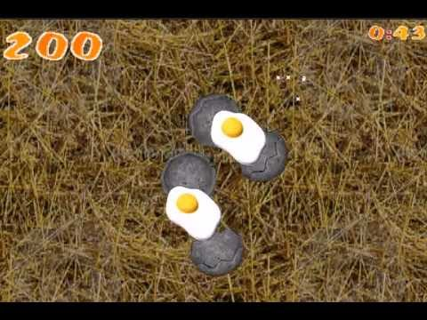 Video of Smash the eggs!