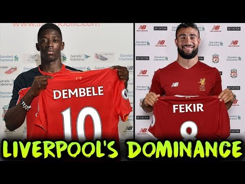 LIVERPOOL Transfer News | 5 Players LIVERPOOL Need To Regain DOMINANCE Ft. Fekir Dembele Alisson