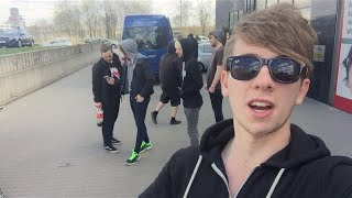 Katowice Poland  city pictures gallery : ENGLISH BOYS IN KATOWICE   Poland Vlog