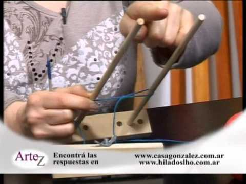 Cómo tejer una casaca con horquilla