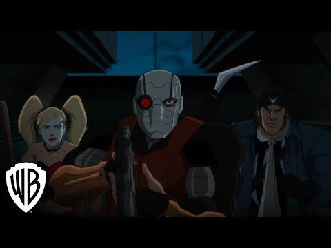 الأبطال يعودون بنسخة رسوم متحركة في Suicide Squad: Hell to Pay