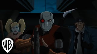 VIDEO: SUICIDE SQUAD: HELL TO PAY -Animated Film Trailer