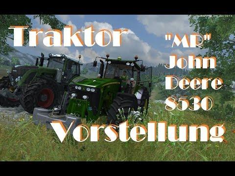 John Deere 8530 v2.0 MR