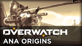 Overwatch - Ana Origins Trailer by GameSpot