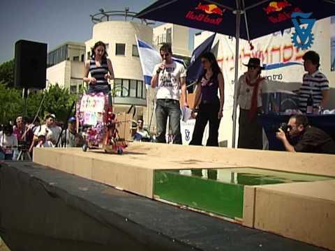Pour Pessah, les étudiants du Technion créent des robots pour traverser la Mer Rouge!