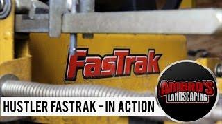 4. Hustler Fastrak 54
