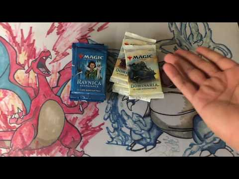 MTG Pack Wars: Dominaria v.s. Ravnica Allegiance (Season 1. Episode 1)