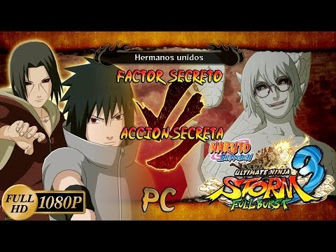 Naruto Shippuden : Ultimate Ninja Storm 3 : Full Burst Xbox 360