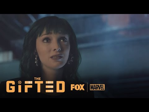 Marcos Tries To Get Lorna To Come Back | Season 2 Ep. 12 | THE GIFTED