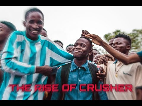 The Rise Of Crusher || Hall 3 Badmout Freestyle Session