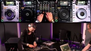 Kissy Sell Out - Live @ DJsounds Show 2012