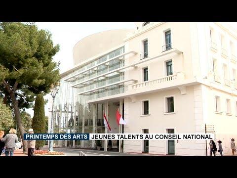 7 avril 2018 - Jeunes Talents au Conseil National