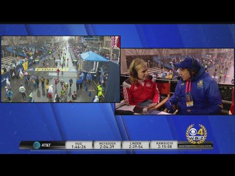 Boston Marathon Race Director Talks About Hypothermia Concerns