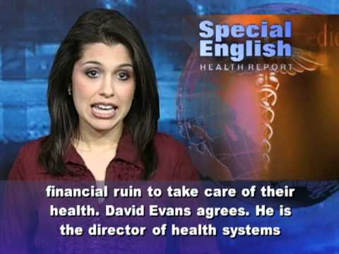 WHO Says Health Debts Push 100 Million a Year Into Poverty