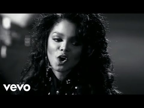 Janet Jackson - Miss You Much (видео)