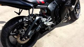 6. 2003 Yamaha R6 with Shorty GP Exhaust