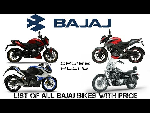 Download Bajaj Bikes with Price List | Price in INDIA | Latest 2018 | Price after Gst HD Mp4 3GP Video and MP3