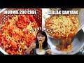 NYARI MATI! Indomie 200 CABE + Seblak Samyang