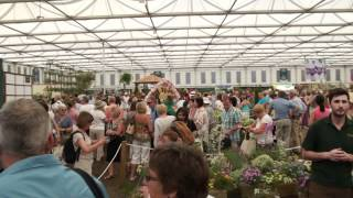 #715 Chelsea Flower Show 2012 - Das Ausstellungszelt