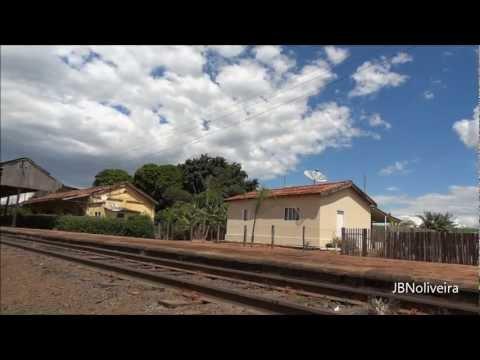 Estação Ferroviária de Silvânia - da Extinta Estrada de Ferro Araraquara EFA