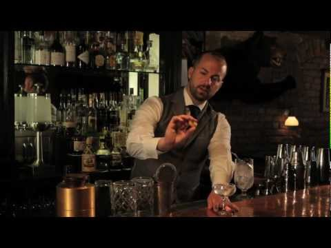 How to Make a Perfect Classic Gin Martini Cocktail, by Jim Meehan