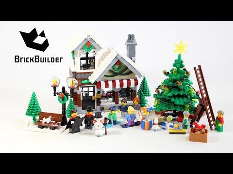 Lego Creator 10249 Toy Shop- Lego Speed Build