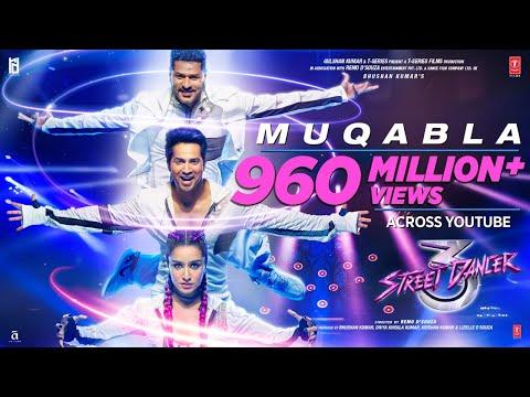 Muqabla - Street Dancer 3D  A.R. Rahman, Prabhudeva, Varun D, Shraddha K, Tanishk B, Yash ,Parampara