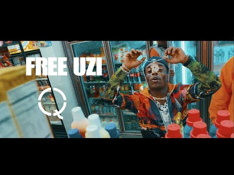 Free Uzi  - Liluzivert ( Shot By Qasquiat ) [official Music Video]