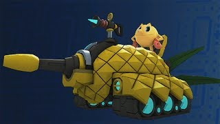 """A complete playthrough for the """"Tanks a Lot"""" minigame in Pac-Man and the Ghostly Adventures. This game is available on PS3, Wii U, Xbox 360, PC and 3DS.Here's a link to the playlist of all my gameplay videos for Pac-Man and the Ghostly Adventures: https://www.youtube.com/playlist?list=PLtA3RKX1_Yx2bPSEczRcgxcZUNXlzWU0nSunny on Twitter: twitter.com/sunnycrappys"""