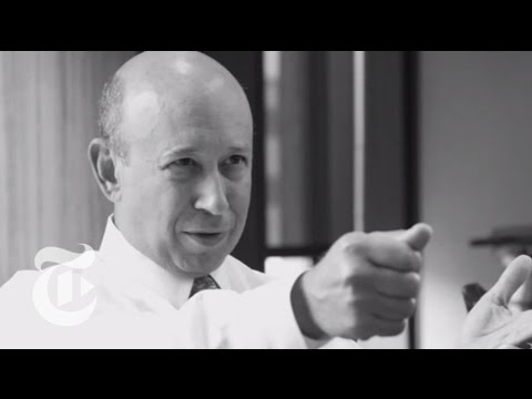 Blankfein - Adam Bryant of The New York Times talks with Lloyd Blankfein, the chief executive of Goldman Sachs, about leading through the financial crisis and his manage...