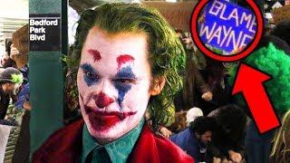 Video JOKER MOVIE Footage Breakdown! Subway Scene Easter Eggs Explained! MP3, 3GP, MP4, WEBM, AVI, FLV Oktober 2018