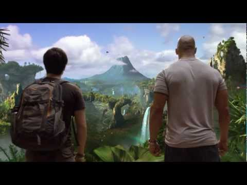 watch Journey 2: The Mysterious Island trailer