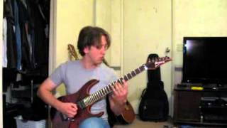 Soloist's ibanez RG920QM review pt 2 + bloopers