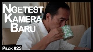 Video Pilok #23: Ngetest Camera Baru MP3, 3GP, MP4, WEBM, AVI, FLV November 2017