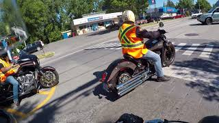 8. 2018 Indian Scout Bobber ABS - Quick Ride and Review