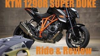 6. KTM 1290 R Super Duke Quick Review & Test Ride [NSFW]