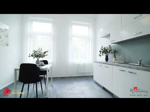 Video Pronájem 35 zrekonstruovaných bytů v Ústí nad Labem