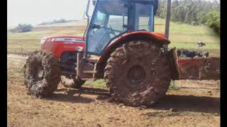 Video Na lida com Massey Ferguson 4275!! MP3, 3GP, MP4, WEBM, AVI, FLV November 2017