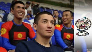 Moscow's Little Kyrgyzstan presents the story of ten immigrants from Kyrgyzstan living in Moscow, showing the diverse reality of millions of immigrant workers in ...