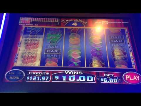 $6 CHERRIES GONE WILD SLOT MACHINE HIGH LIMIT WIN???